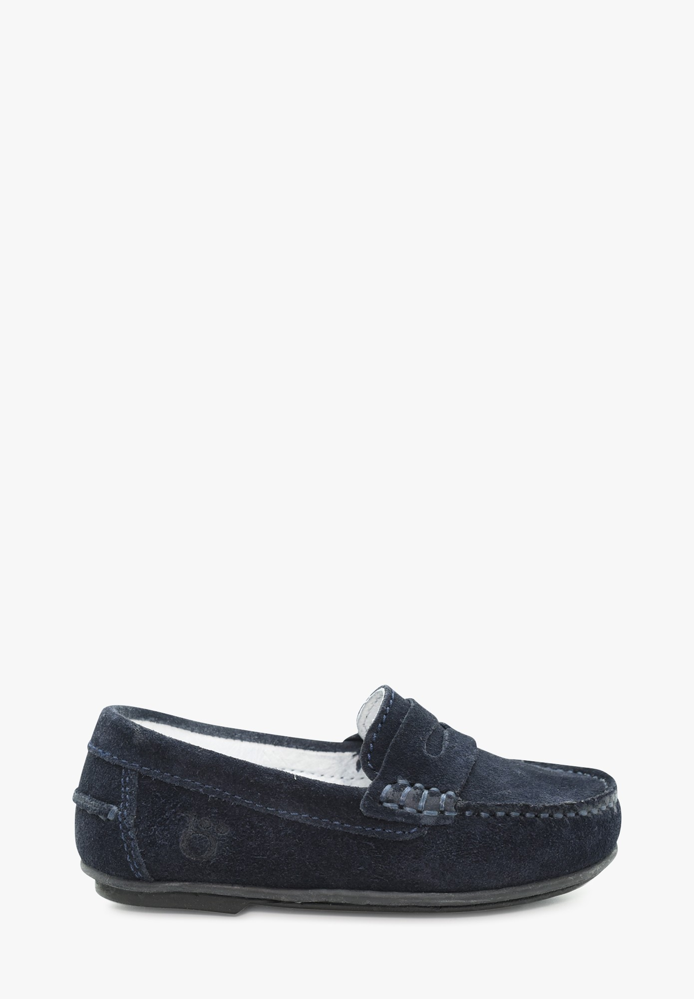 Toddler Boy Leather Loafers