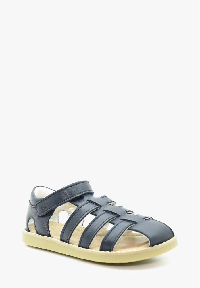 Kid Boy Leather Sandals