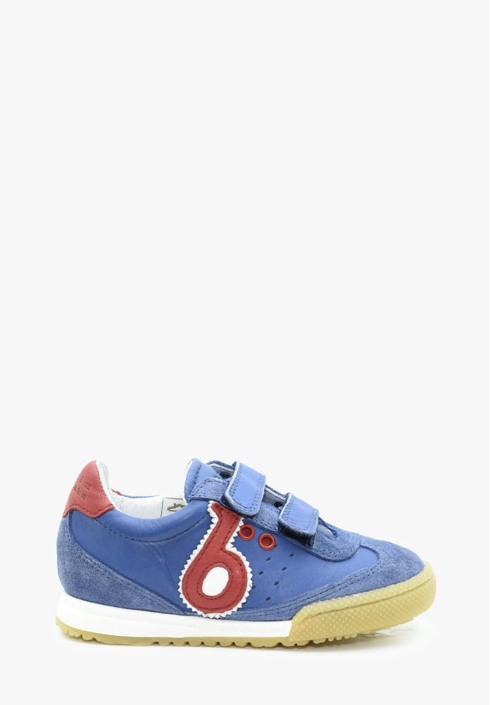 Toddler Boy and Girl Leather Sneakers