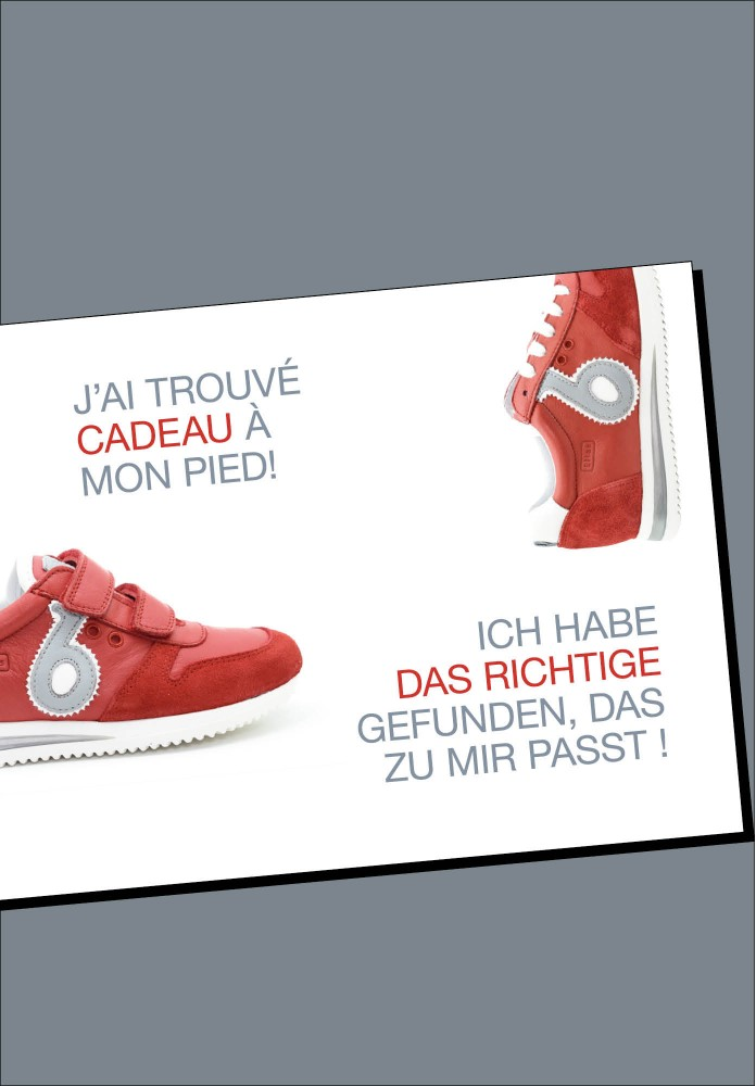 <p>Are you looking for an original and meaningful gift?<br /> Give a gift voucher from Benjie!<br />It is valid on the benjie.ch website and at the Benjie shop in Geneva.<br /><br /></p> <p>Please note: when using the voucher on the website, the amount of the voucher will be consumed in full whatever the amount of the purchase. There is no change given back on the voucher. When you use it in the store, change is given back in the form of a new voucher equal to the amount of the remaining balance</p>