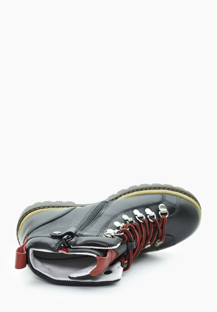 Junior Boy and Girl Leather Shoes