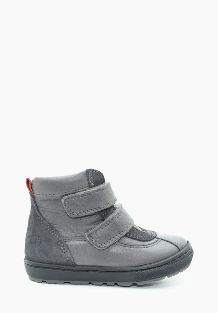 Toddler Boy Virgin wool Boots