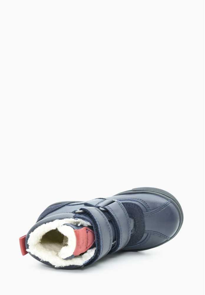 Toddler Boy Virgin wool Boots