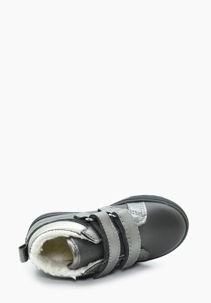 Toddler Girl Virgin wool Sneakers