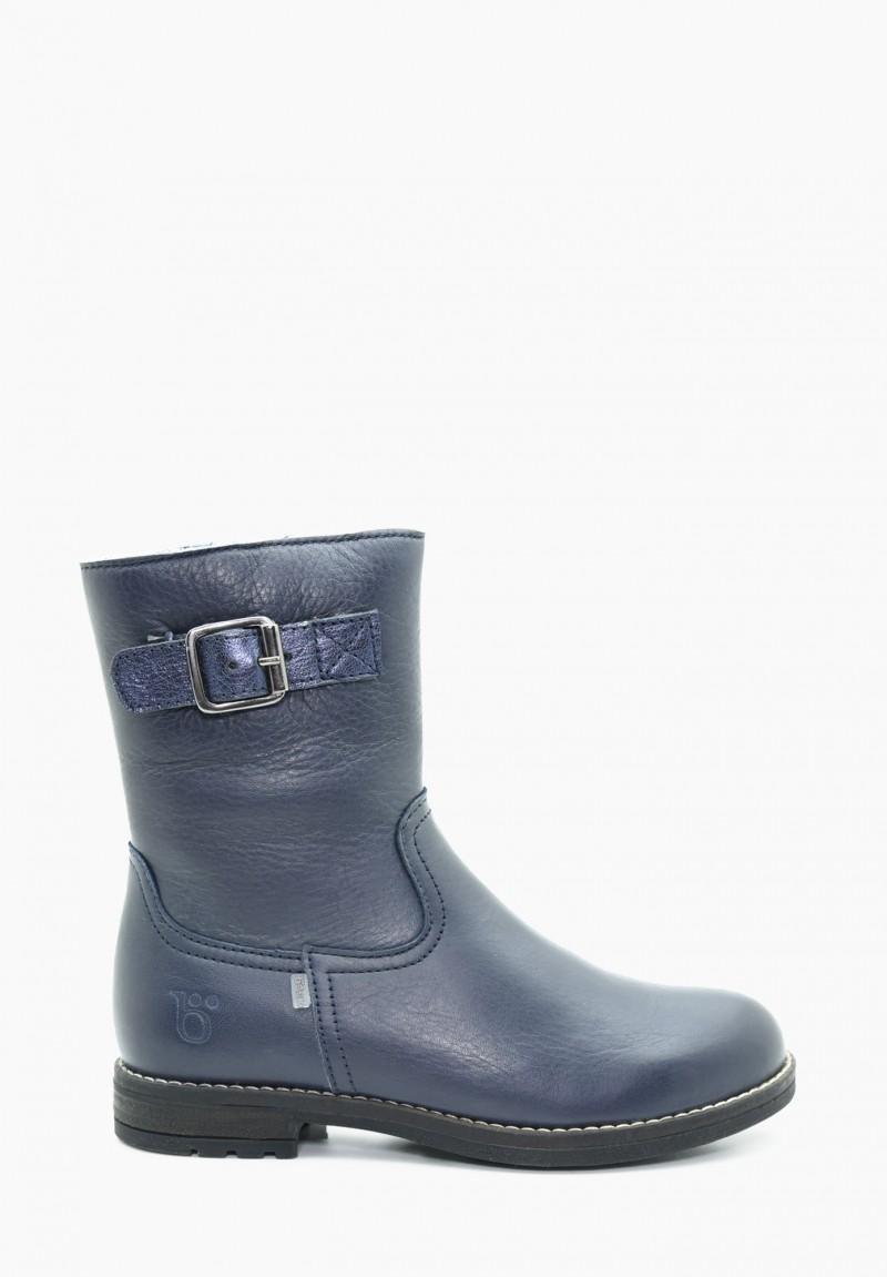 Kid Girl Virgin wool Boots