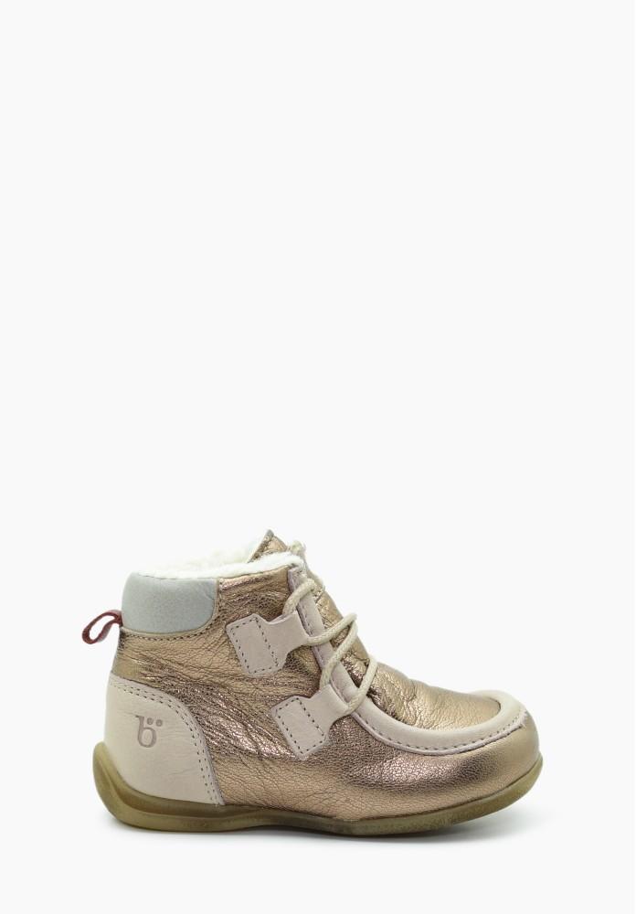 erste Schritte Mädchen Schurwolle Schuh