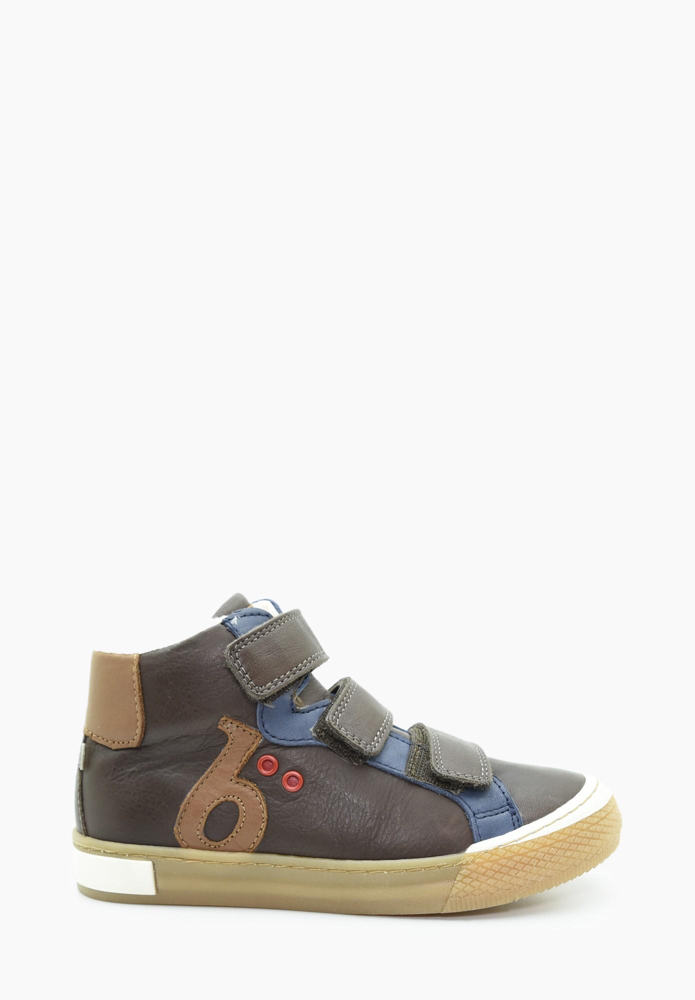 Kid Boy Virgin wool Sneakers