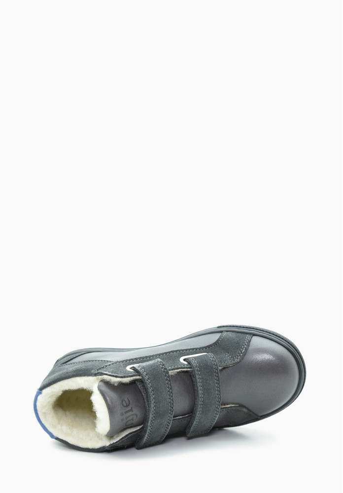 Kid Boy Virgin wool Sneakers