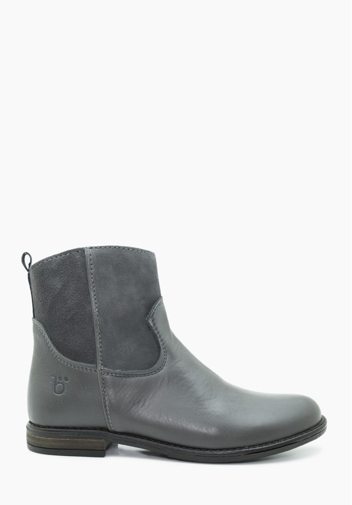 Junior Girl Leather Boots