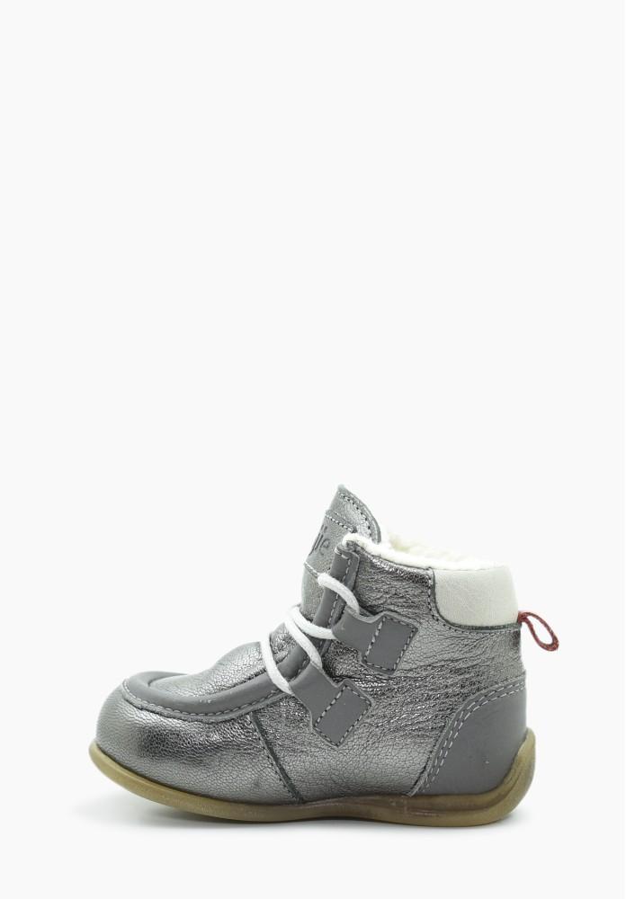 First steps Girl Virgin wool Shoes