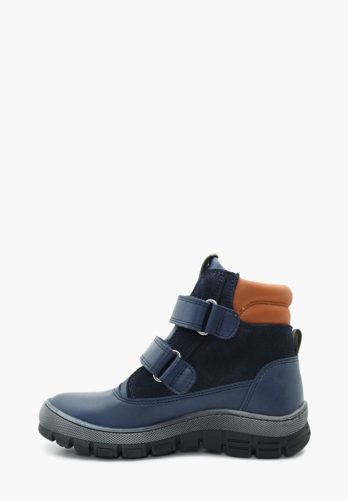 Kid Boy Virgin wool Boots
