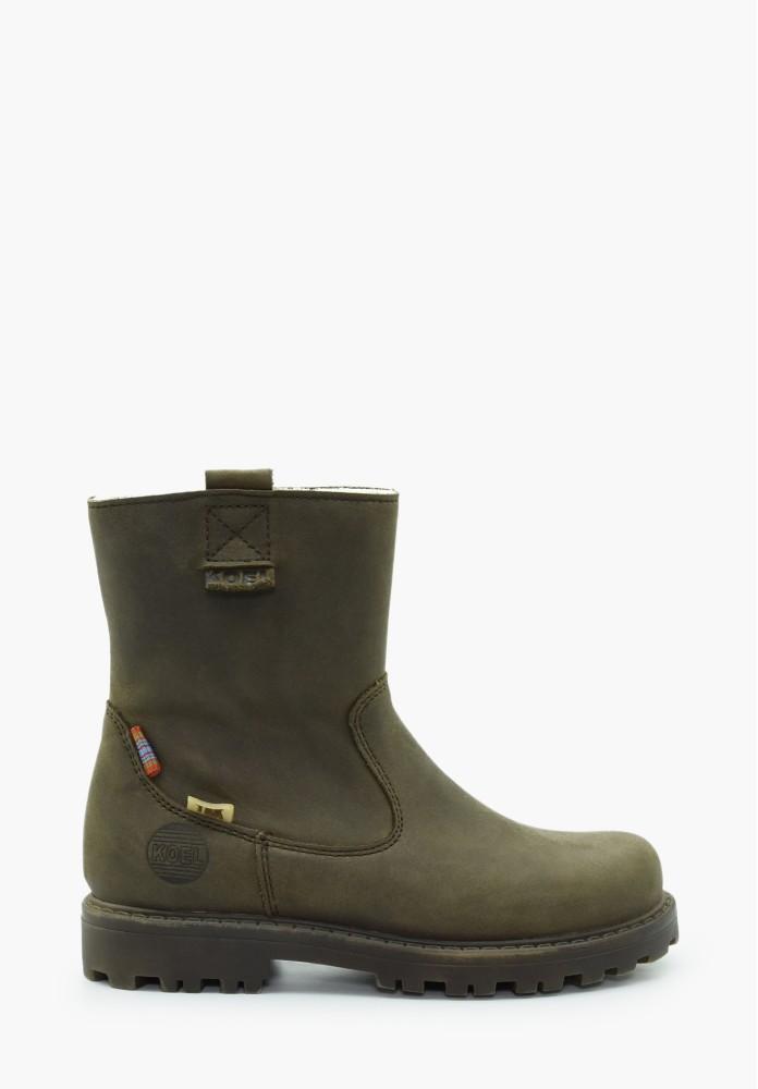 Kinder Jungs Schurwolle Stiefel / Hohe Schuhe