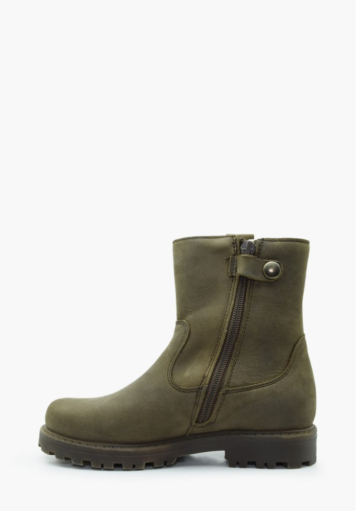 Kid Boy Virgin wool Boots