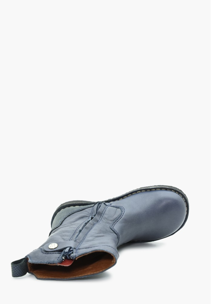 Botte / bottine Cuir Fille Enfant