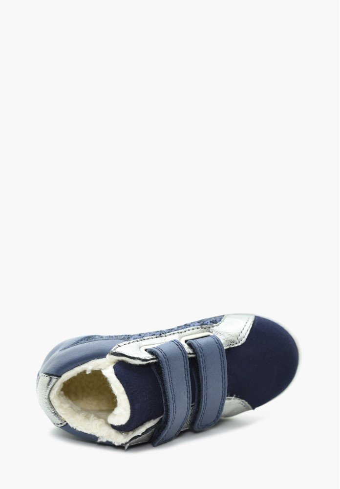 Toddler Girl Virgin wool Sneakers