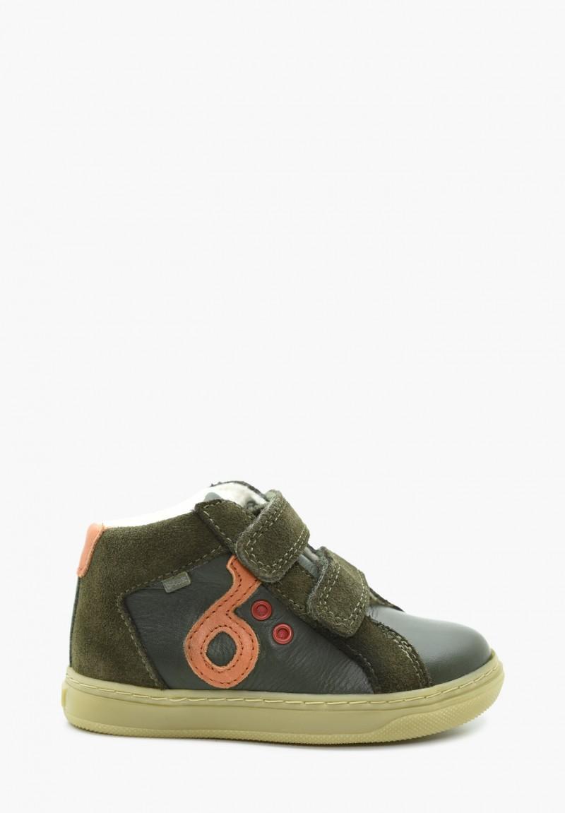 Toddler Boy Virgin wool Sneakers