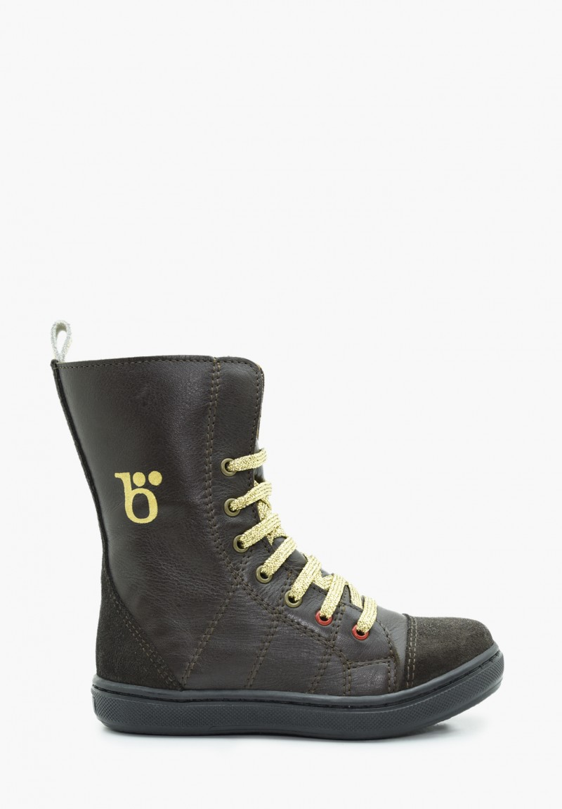 Toddler Girl Leather Boots