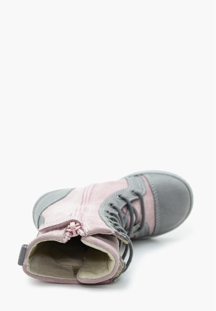 Kleinkinder Mädchen Leder Stiefel / Hohe Schuhe