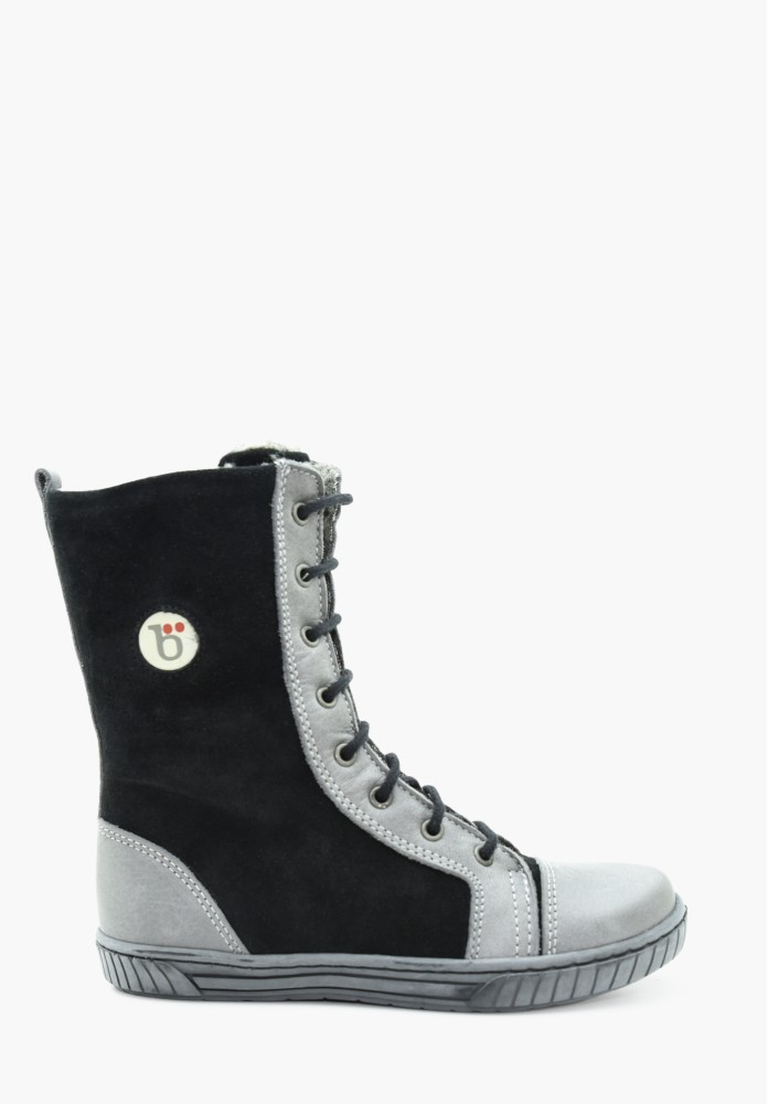 Kinder Jungs und Mädchen Schurwolle Stiefel / Hohe Schuhe