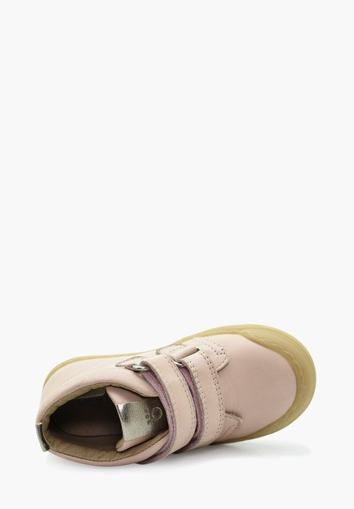 Toddler Girl Leather Shoes