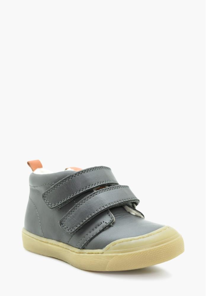 Toddler Boy Virgin wool Shoes
