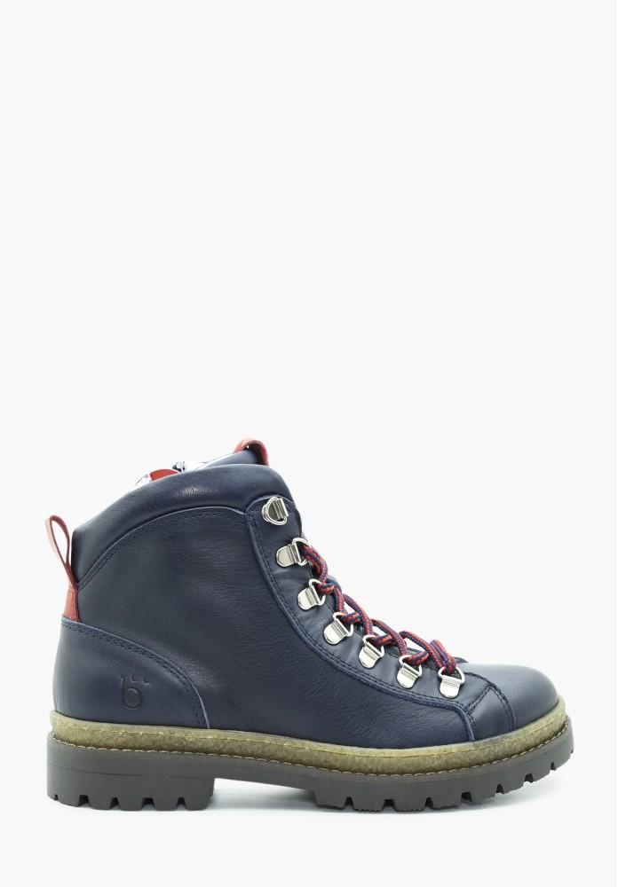 Junior Jungs und Mädchen Leder Schuh
