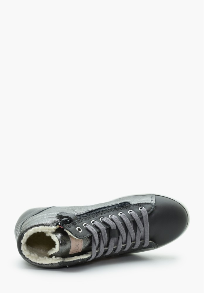 Junior Girl Virgin wool Sneakers