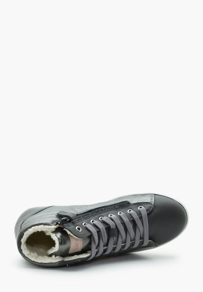 Junior Mädchen Schurwolle Sneaker