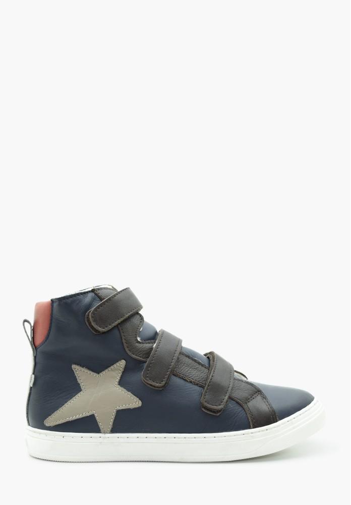 Junior Jungs Schurwolle Sneaker