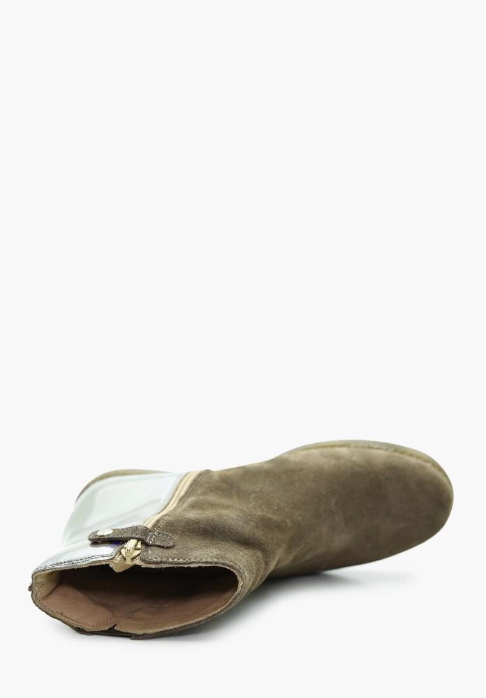 Junior Mädchen Leder Stiefel / Hohe Schuhe