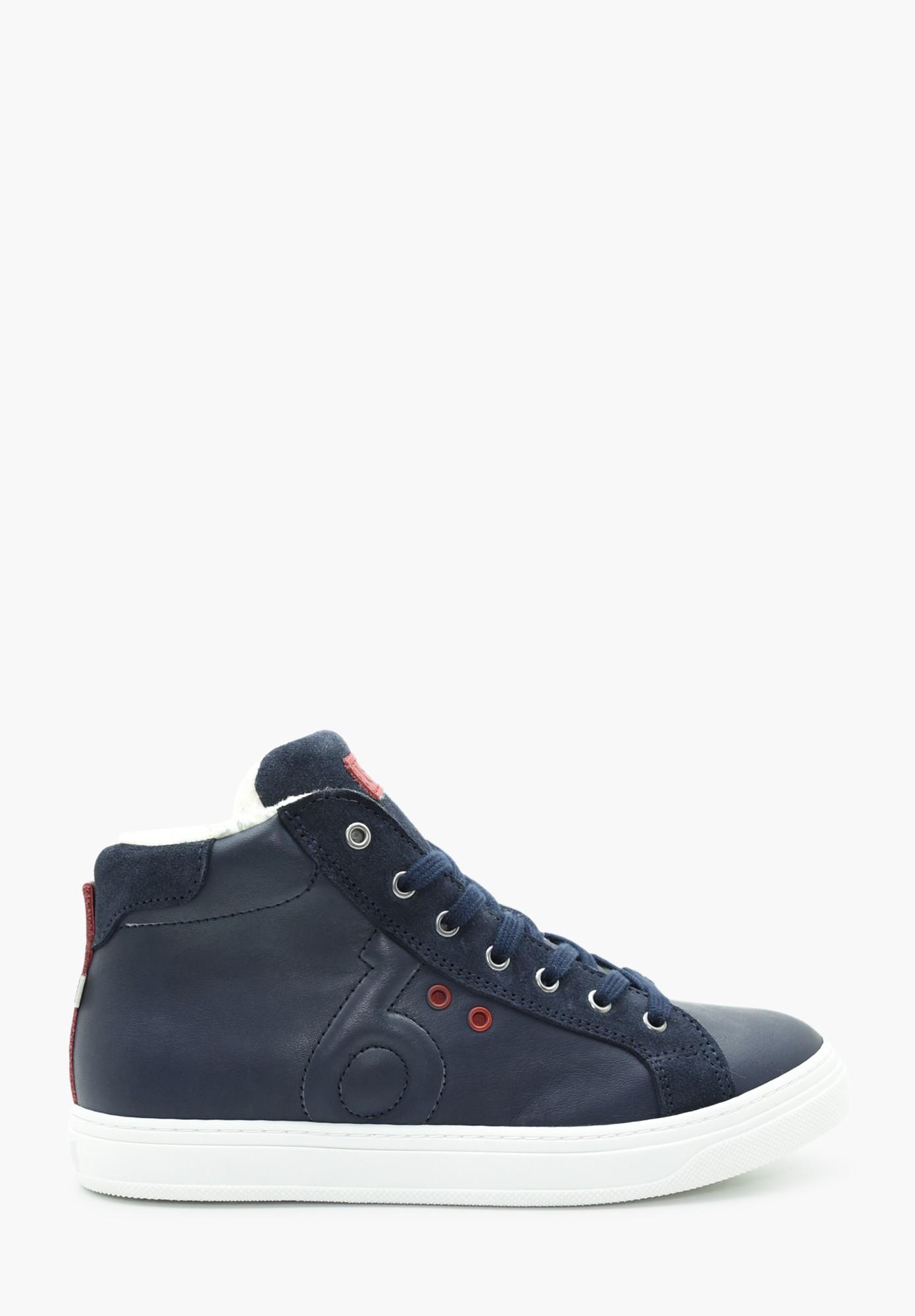 Junior Boy Virgin wool Sneakers