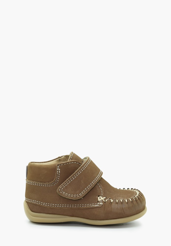 First steps Boy Leather Loafers