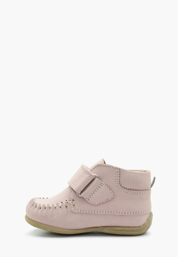 First steps Girl Leather Loafers