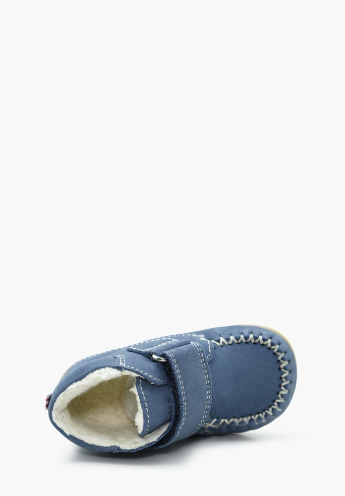 First steps Boy Virgin wool Loafers