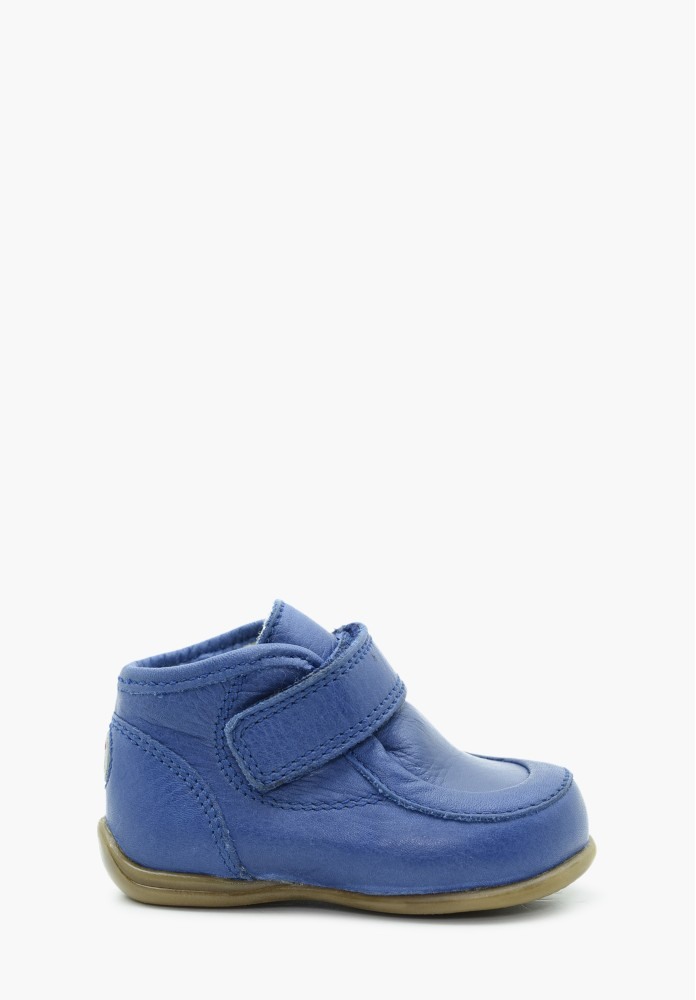 First steps Boy Virgin wool Shoes