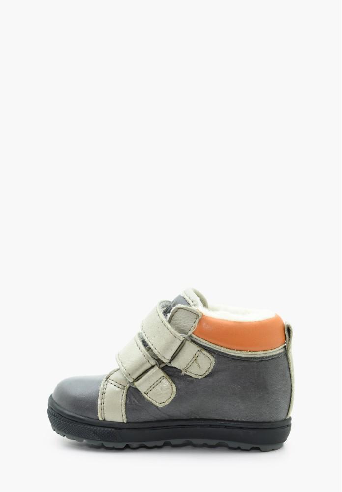 First steps Boy Virgin wool Sneakers