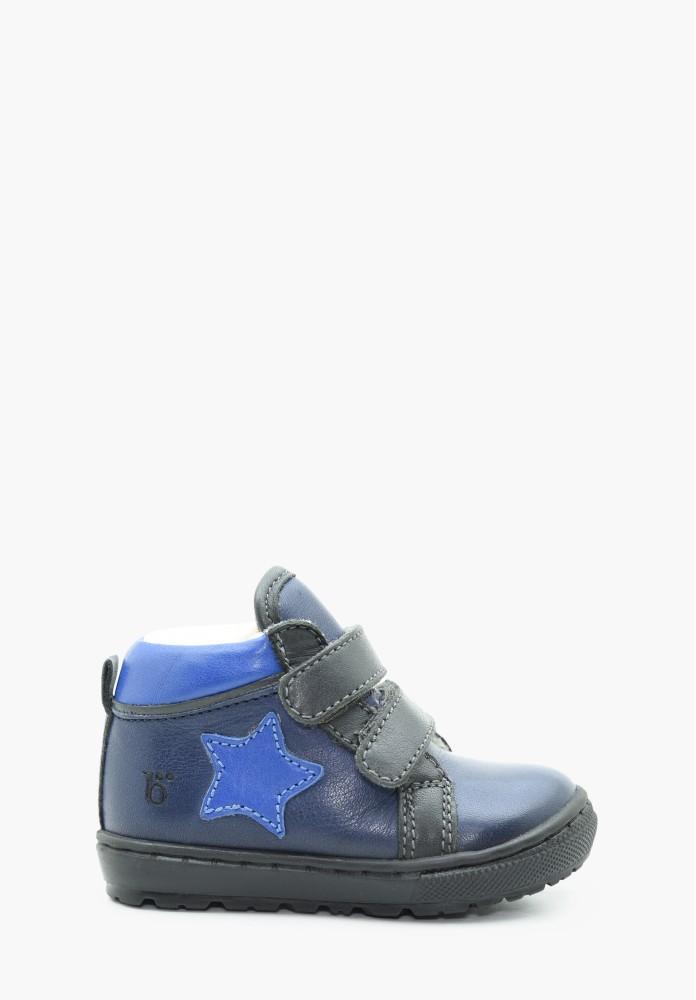 erste Schritte Jungs Schurwolle Sneaker