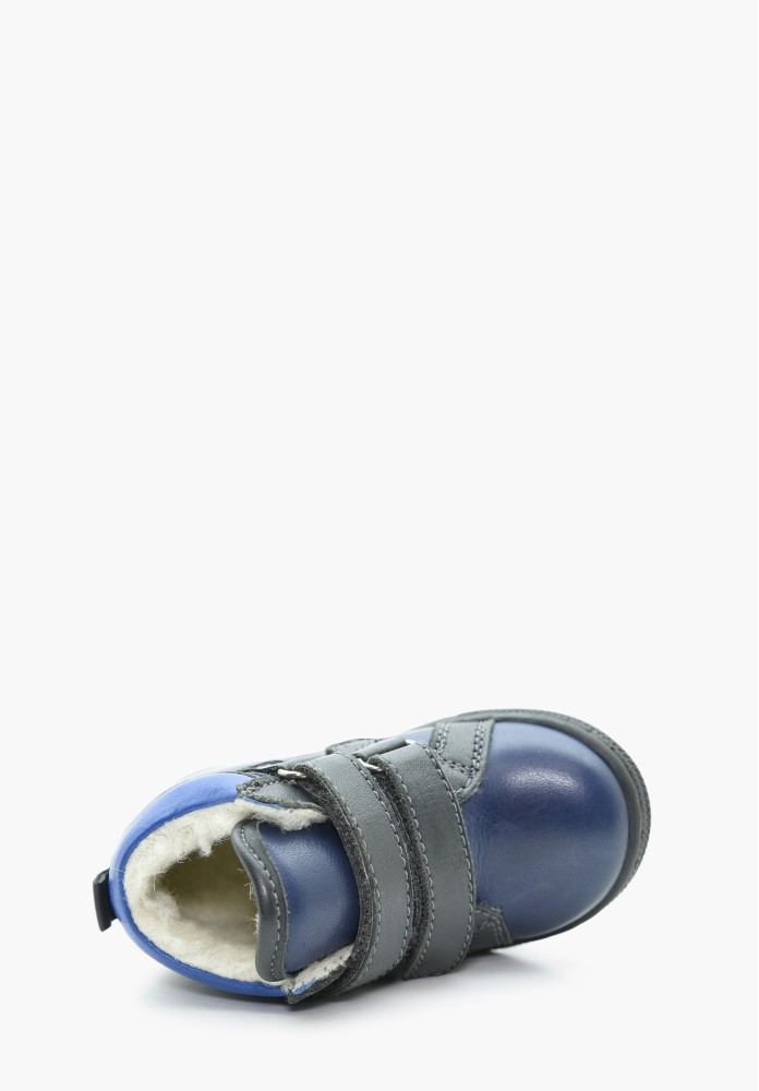 First steps Boy Virgin wool Sneakers