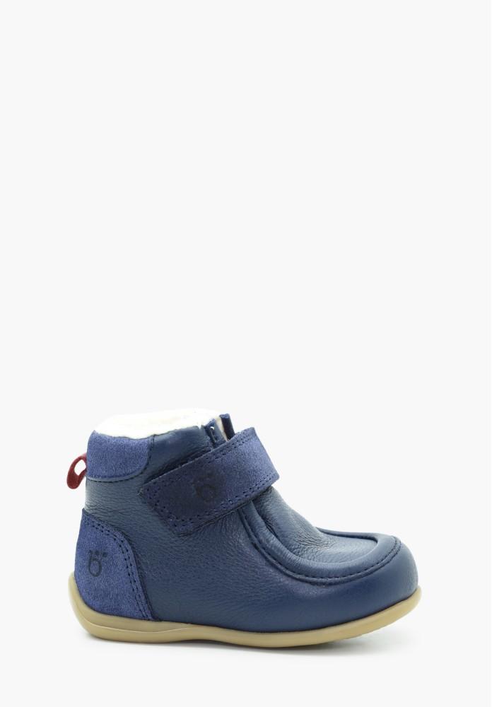 erste Schritte Jungs und Mädchen Schurwolle Schuh