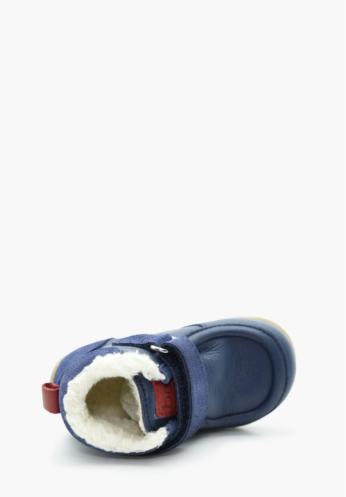 First steps Boy and Girl Virgin wool Shoes