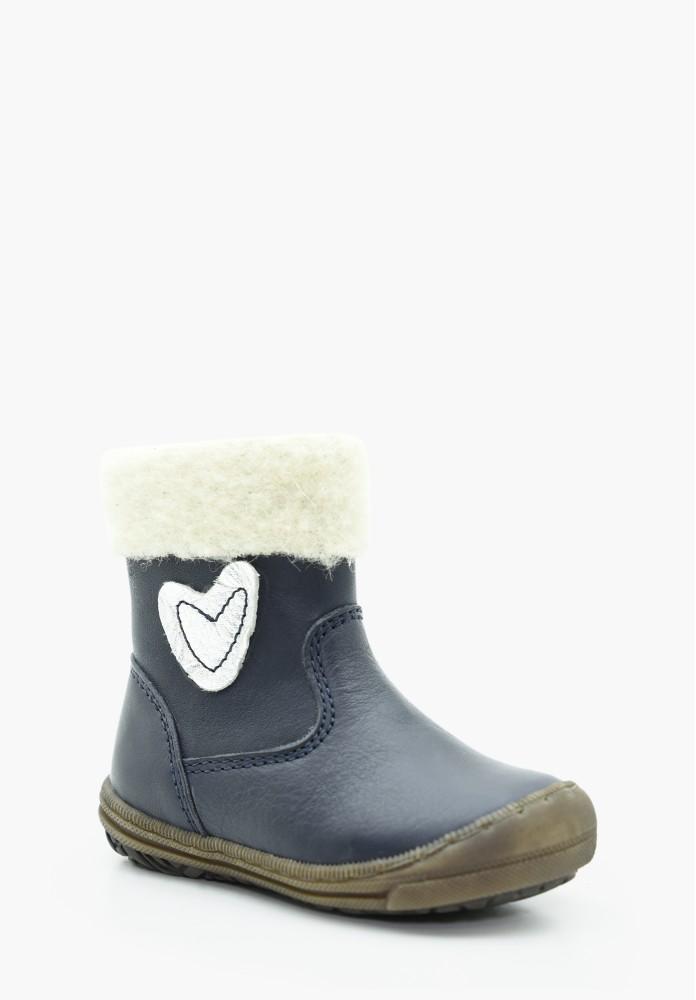 First steps Girl Virgin wool Boots