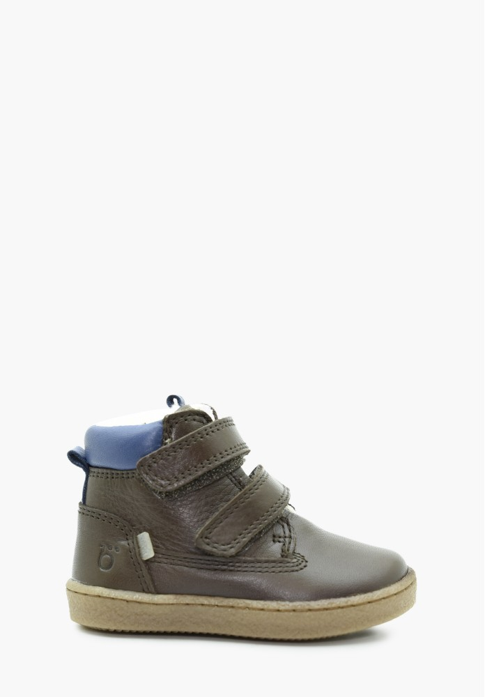 First steps Boy Virgin wool Boots