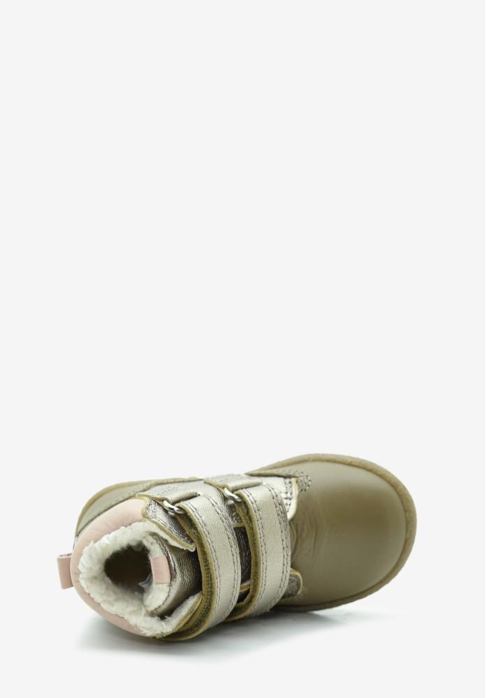 erste Schritte Mädchen Schurwolle Stiefel / Hohe Schuhe