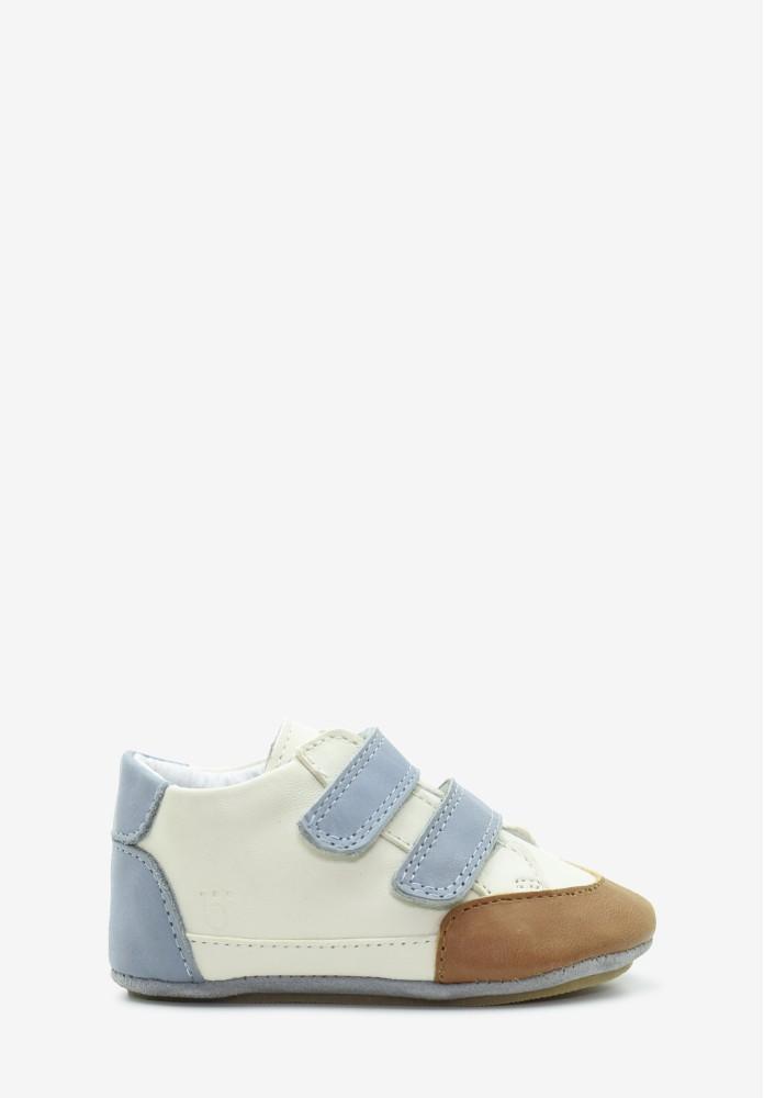 Krabbler Jungs und Mädchen Leder Schuh