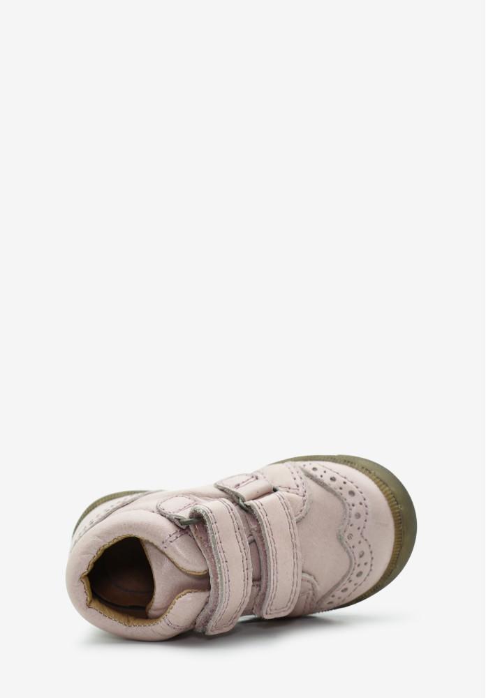 Chaussure Cuir Fille Premiers pas