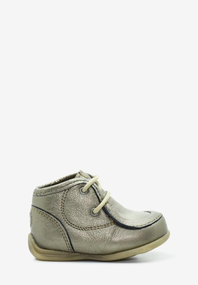 erste Schritte Mädchen Leder Schuh