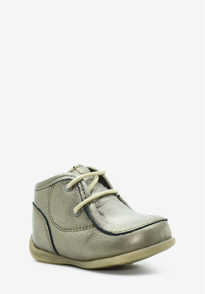 First steps Girl Leather Shoes