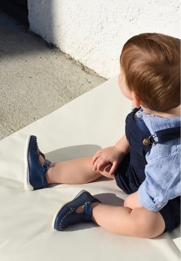 Baby shoes - Loafers - Boy and Girl