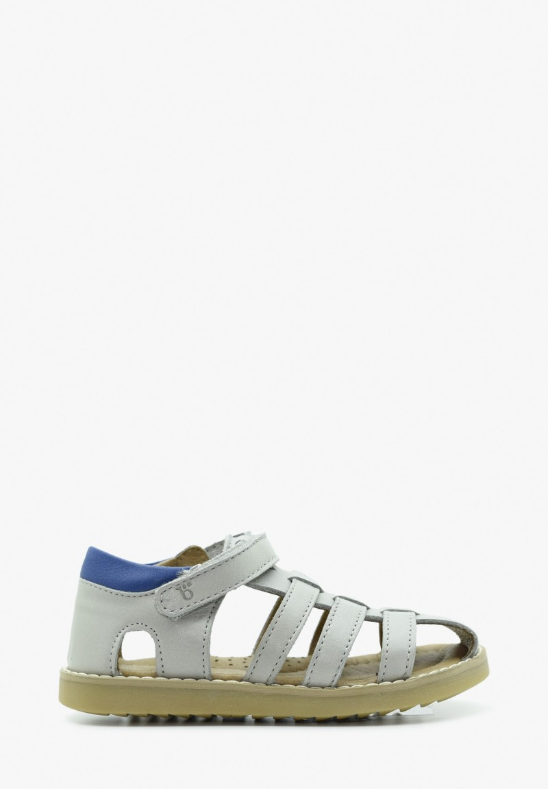 Toddler Boy Leather Sandals
