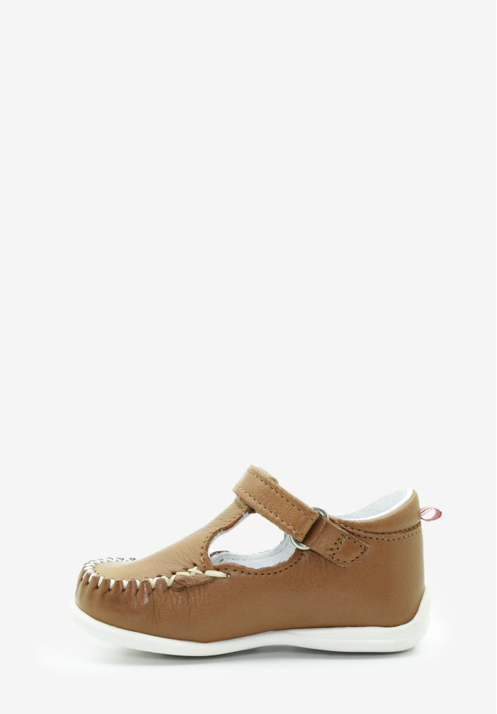 First steps Boy and Girl Leather Loafers